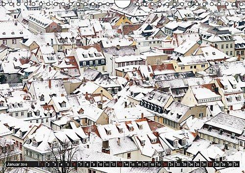Heidelberg (Wandkalender 2019 DIN A4 quer): Romantische Stadt am Neckar im Wandel der Jahreszeiten (Monatskalender, 14 Seiten ) (CALVENDO Orte)