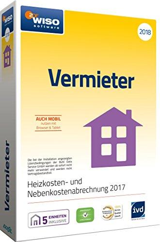 WISO Vermieter 2018 - Mietneben- und Heizkosten korrekt abrechnen 2017