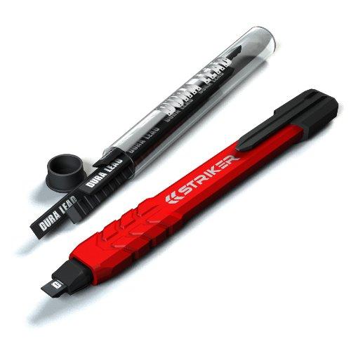 Striker Hand Tools 77629 Zimmermanns-Druckbleistift, Pencil