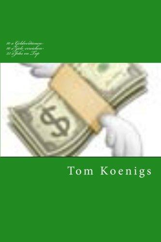 10-10-25 10 x Geldverdienen- 10 xZiele erreichen- 25 xJobs on Top: Geld verdienen - Ziele erreichen - Jobs on Top