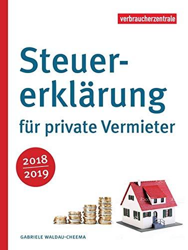 Steuererklärung für private Vermieter 2018/2019
